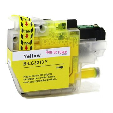 Brother LC3213 Ink Cartridge Yellow (LC3213Y Refurbished